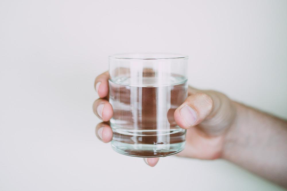 Procedimiento de osmosis inversa