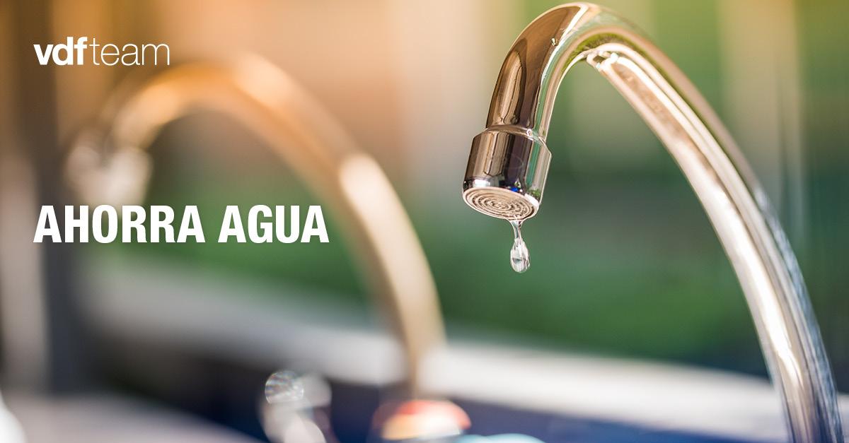 consells per estalviar aigua