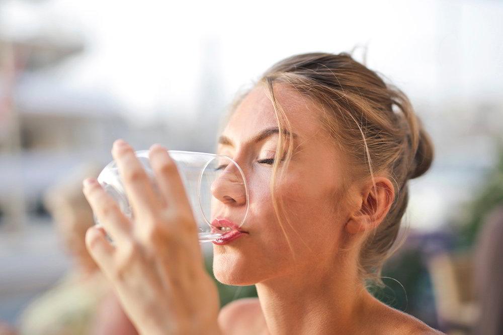 Es saludable el agua de osmosis inversa